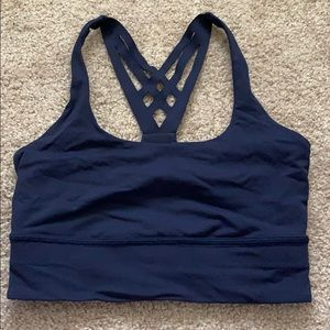 Lululemon Sports Bra Long Line